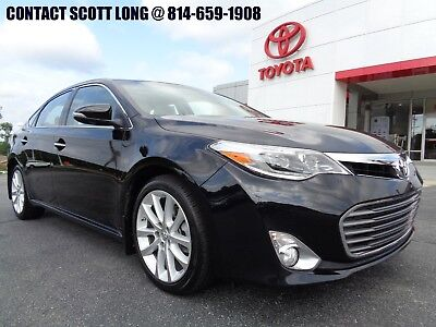2013 Toyota Avalon Certified 2013 Avalon Limited Black Metallic Toyota Certified 2013 Toyota Avalon Limited Navigation Heated Leather Seats Roof