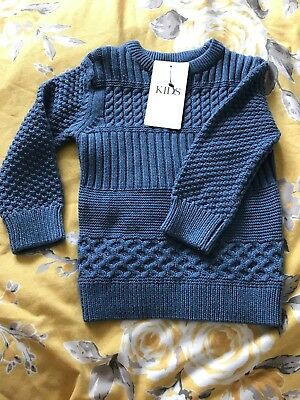 M&S Boys Jumper 12-18months