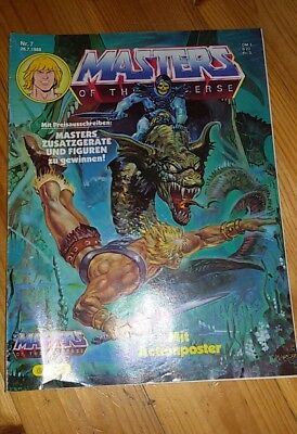 Masters of the universe Comic Nr.7