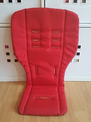 Phil & and Ted's Hammerhead / Explorer Second (Smaller) Seat Liner Red