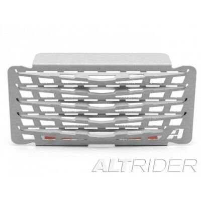 AltRider Oil Cooler Guard for the BMW S 1000 XR - Silver
