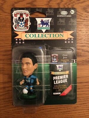 Corinthian Headliners 1997 Fapl Figure In Blister - Eion Jess Coventry City