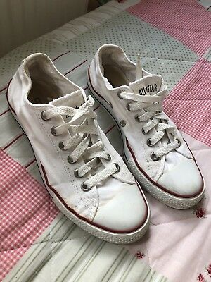Converse Classic Chuck Taylor Low Trainer Sneaker All Star size 6 Women's Men's