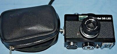 A Vintage Rollei 35 Led Film Camera