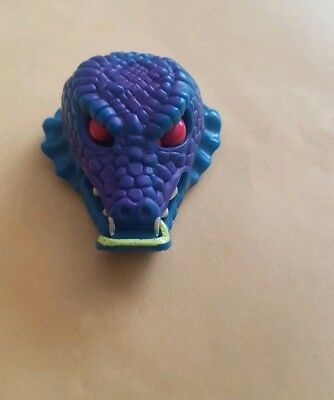 Mighty Max- Fang - Shrunken Heads - Series 2 100% Complete - very good condition