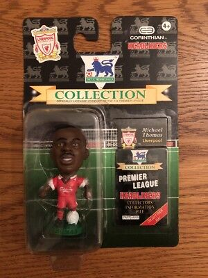 Corinthian Headliners 1997 Fapl Figure In Blister - Michael Thomas Liverpool