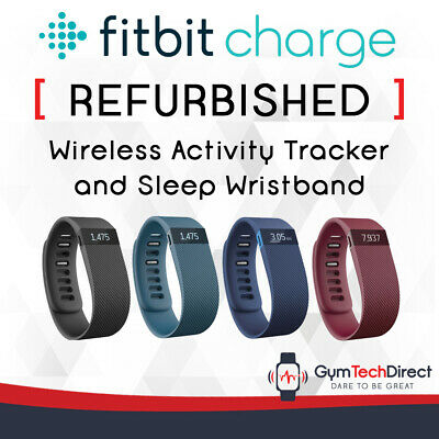 Refurbished Fitbit Charge Wireless Activity Wristband