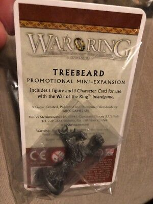War of the Ring Promo Treebeard Mini-Expansion