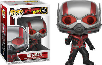 Funko Pop! Marvel 340 Ant-Man and the Wasp Ant Man Pop Vinyl Bobble Head FU30724