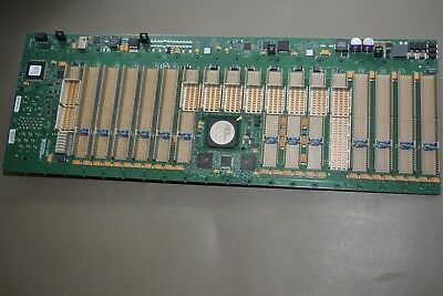 National Instruments NI PXIe-1065 18 slot Backplane Motherboard