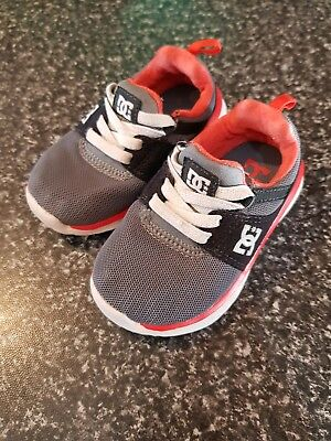 Toddler DC Shoes USA Size 5