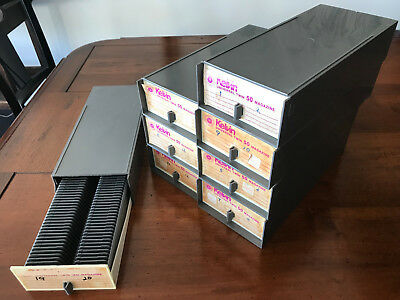 35mm Twin Slide Storage Boxes