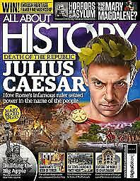 All about History Julius Caesar Issue #63, Mary Magdalene, Horror of the Asylum