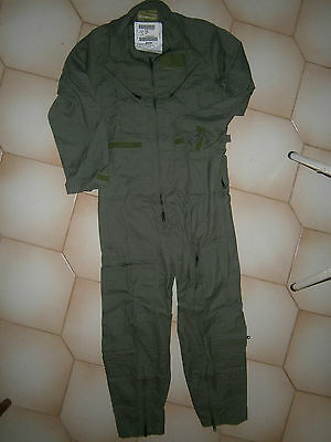 Top Gun Nomex Flight Suit , New , Skirmish/fancy Dress/pilot, 6 Sizes ,genuine .