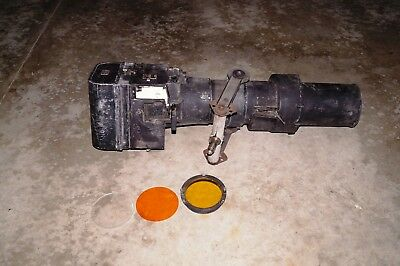 "Rare Vintage Military WWII Fairchild F-56 Aircraft Camera w/ 40"" B&L f/8 Lens"