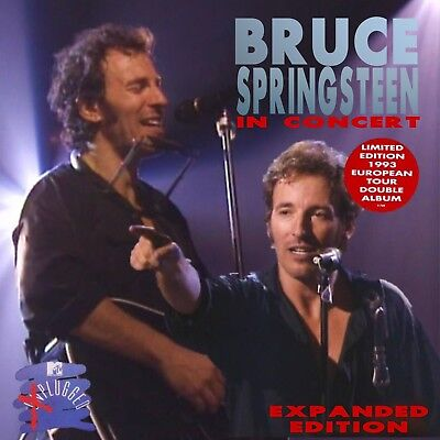 Bruce Springsteen - Plugged [Expanded 2-CD] Full Show!!  Thunder Road Glory Days
