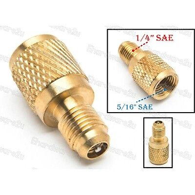 A/C Adapter Coupler Fitting R22 to R410A MALE/FEMALE for minisplit1x