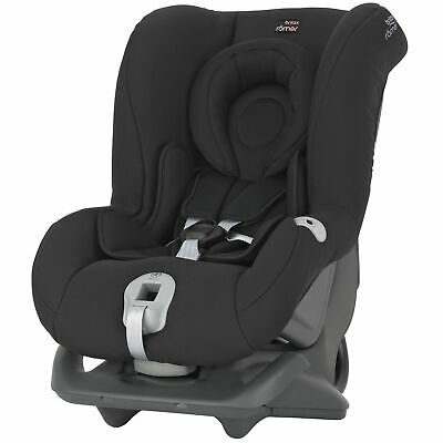 Britax Romer FIRST CLASS PLUS Group 0 / 1 Baby / Child Car Seat - Cosmos Black