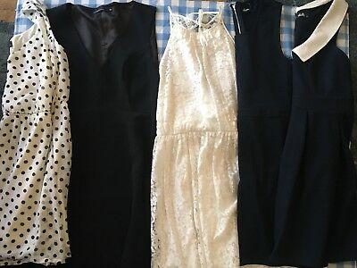 Ladies Womens Bulk Size 14 Dresses Tops Work And Casual Outfits