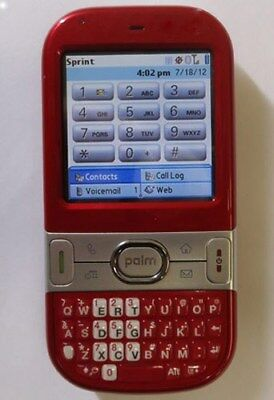 palm centro 690 sprint phone pink red green 24 75 picclick rh picclick com Palm Treo Palm Centro Ad