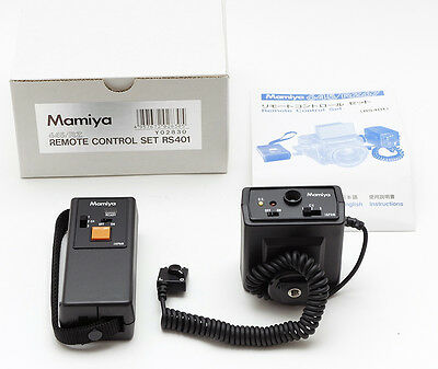 Mamiya RZ67, 645 Pro/Super Wireless Remote Control Set RS401
