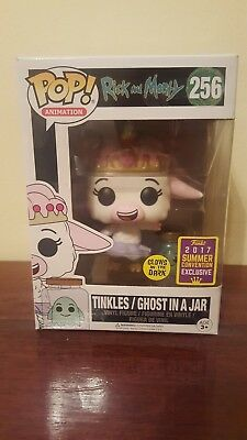 Tinkles with Ghost in a Jar - Funko Pop! Exclusive - Rick and Morty