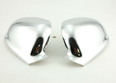 For VW Eos Golf MK5 JETTA Chrome WING MIRROR COVER CAPS NEW
