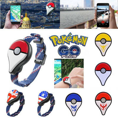 Pokemon Go Plus Bluetooth Bracelet Wristband Watch Game Accessory for Nintendo