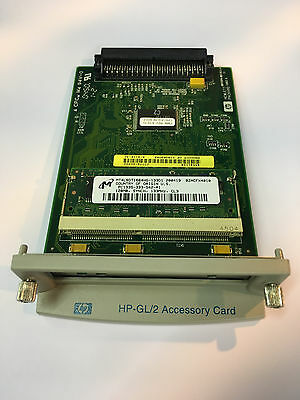 HP Designjet 500 GL/2 Accessory Card + Memory C7776-60002 + Warranty