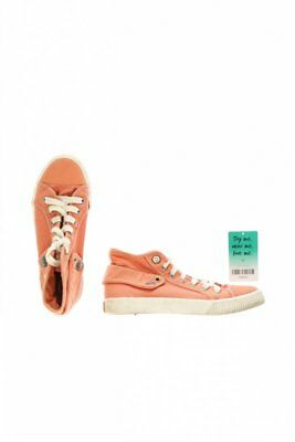 s.Oliver Sneakers Damen Gr. DE 37 orange #23edb3c