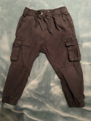 Country Road Cargo Pants Size 12-18mths / 1