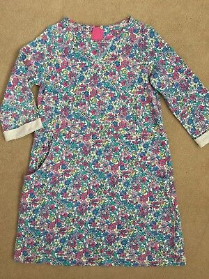 Gorgeous Girls Joules Floral/ditsy/liberty Print Dress Age 6 *IMMACULATE*