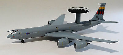 Dragon Wings 1/400 diecast model UK RAF Boeing E-3D Sentry (707-300) AWACS