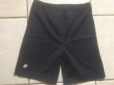 Ladies navy cycle/gym shorts size 12 by view from M&S