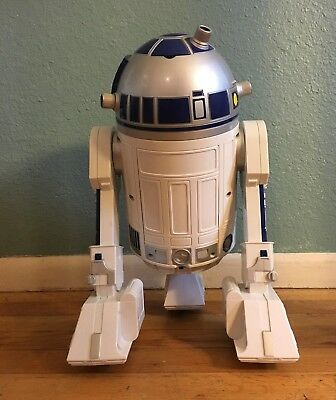 Star Wars Hasbro R2-D2 Interactive Astromech Droid Voice Activated Robot