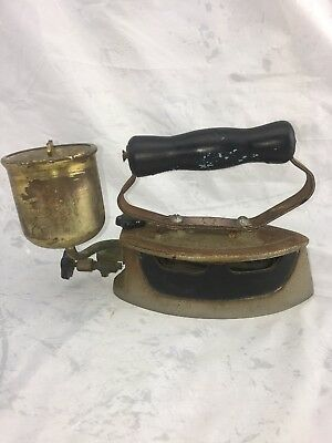 VINTAGE 1960 *HANDI WORKS Pty Ltd *PUMPLESS *SHELLITE IRON. Made In Brisbane.