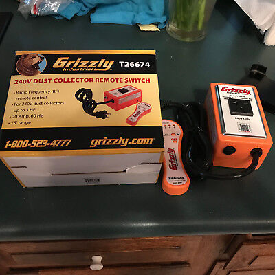 Grizzly Remote Switch
