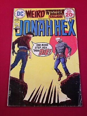 Weird Western Tales #24 Michael Fleisher D. Ayers 4.0 tight  priced to sell
