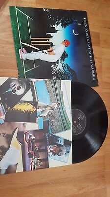 Elton John Greatest Hits Volume DJM Vinyl LP