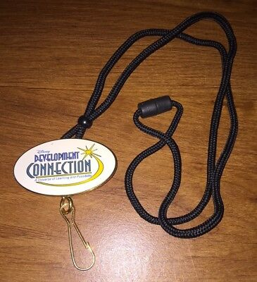 Disney's Development Connection Lanyard – CAST MEMBER EXCLUSIVE