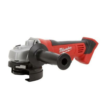 """New Milwaukee M18 Cordless 4 1/2"""" Cut-Off / Grinder With Handle Model # 2680-20"""