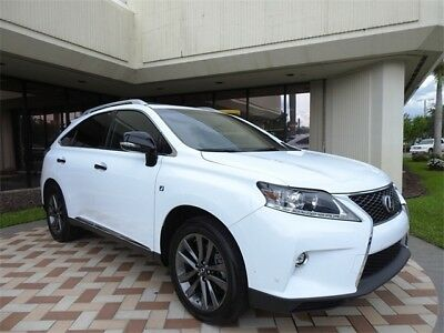 2015 Lexus RX 350 Crafted Line 2015 Lexus RX Crafted Line Special Edition  L/Certified