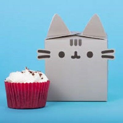 Pusheen the Cat Birthday Party Supplies Party Cupcake Holders Cake
