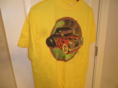 T Shirt Hot  Rod  Mouse N Kelly 1973  [Grateful Dead]