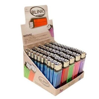 1000 Classic Full Size Cigarette Disposable Lighters Wholesale Lot BLINK MK IGNI