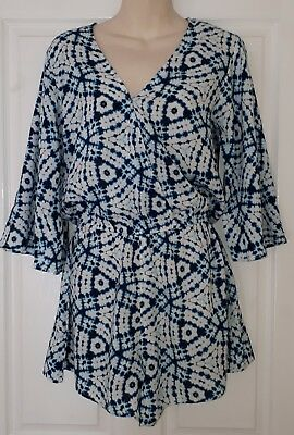 Seafolly New ( No Tags) Playsuit Sz Xs 8