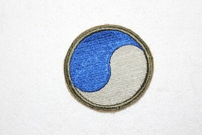 Original WW II Military Patch  29th Infantry Division  Excellent Condition