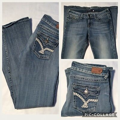 Vigoss Jeans - Womens Size 5 (29 X 32) - Flare