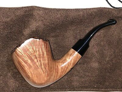 Unsmoked American Pipe ! Randy Wiley Usa. Patina 66. With Sleeve.
