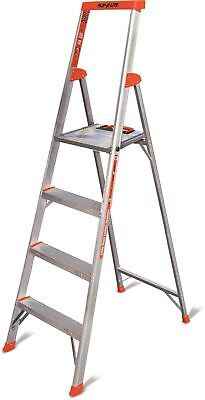Little Giant Flip-N-Lite Model 6 Lightweight Aluminum Step Ladder IL